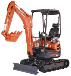 Escavatore 16 Quintali
